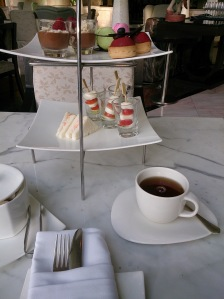 Afternoon Tea for 1!
